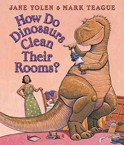 9780439649506: How Do Dinosaurs Clean Their Room?