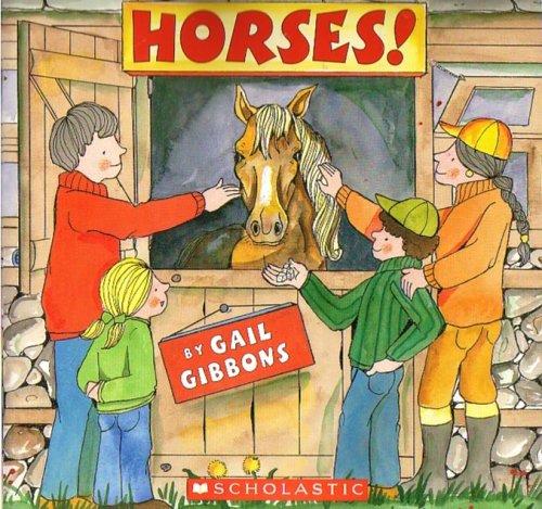 9780439649636: Horses!