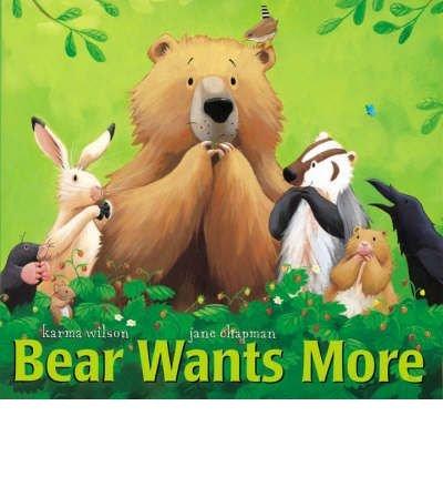 9780439649674: Bear Wants More