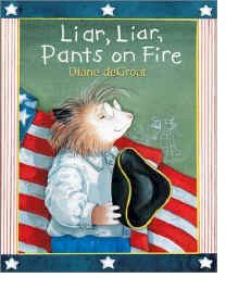 9780439649711: Liar, Liar, Pants on Fire