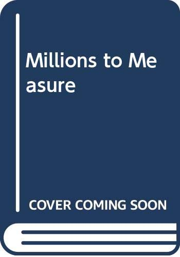 9780439649742: Millions to Measure