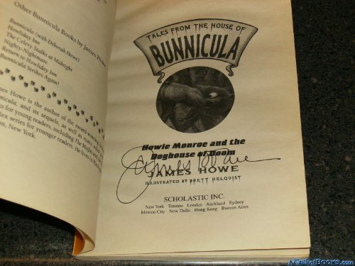 9780439649780: Tales from the house of Bunnicula [Taschenbuch] by James Howe