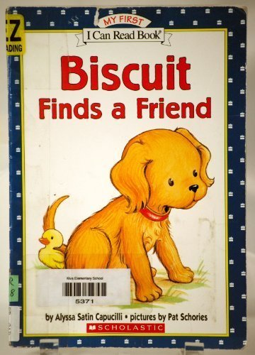 9780439650342: Biscuit Finds a Friend