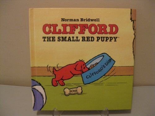 9780439650403: Clifford: The Small Red Puppy