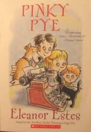 """Pinky Pye (Sequel to the Newbery Medal-Winning """"Ginger Pye"""")"""