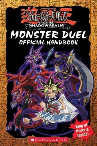 9780439651011: Monster Duel Official Handbook (Yu-gi-oh)