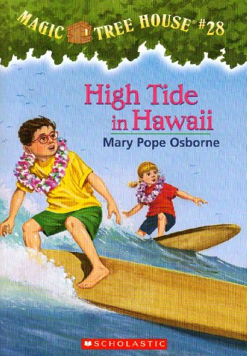 9780439651837: High Tide in Hawaii (Magic Tree House, No. 28)