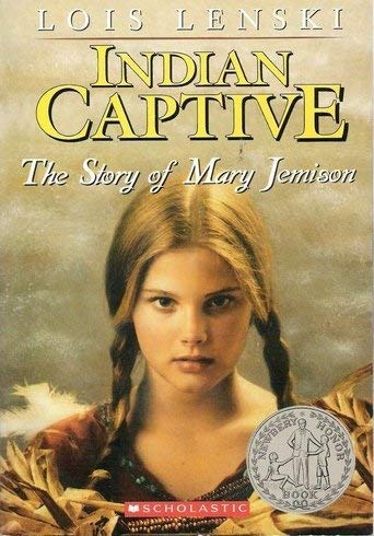 9780439652100: Indian Captive (The Story of Mary Jemison)