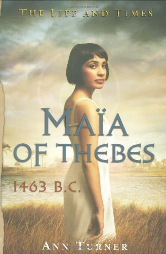 9780439652230: Maia of Thebes, 1463 B.C.