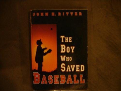 9780439653053: The Boy Who Saved Baseball