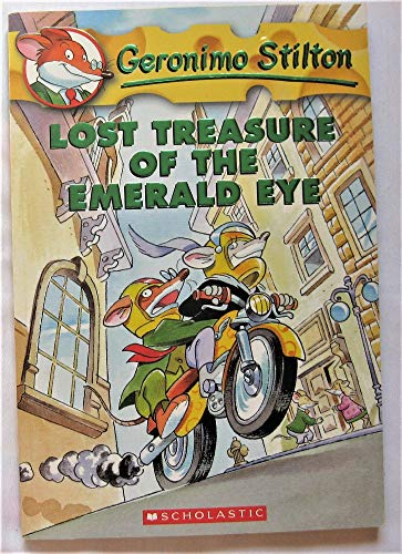 9780439655576: Lost Treasure of the Emerald Eye