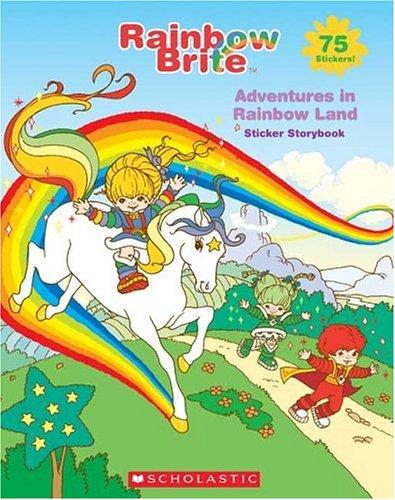9780439659345: Rainbow Brite Adventures In Rainbow Land