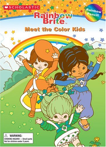 9780439659352: Rainbow Brite: Meet the Color Kids