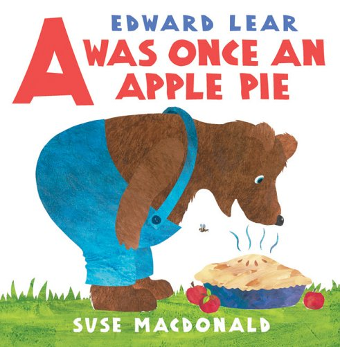 """A"" Was Once An Apple Pie: Lear, Edward"