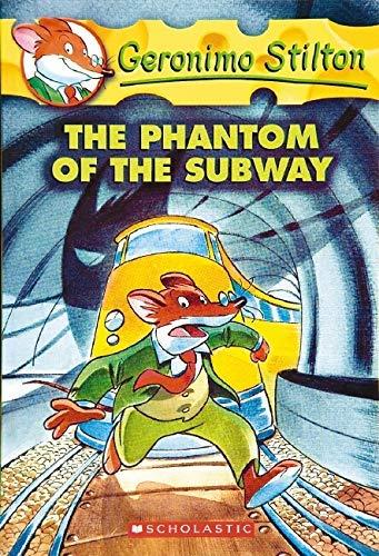 9780439661621: Phantom of the Subway (Geronimo Stilton)