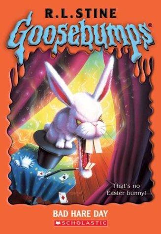 9780439662161: Bad Hare Day(Goosebumps)