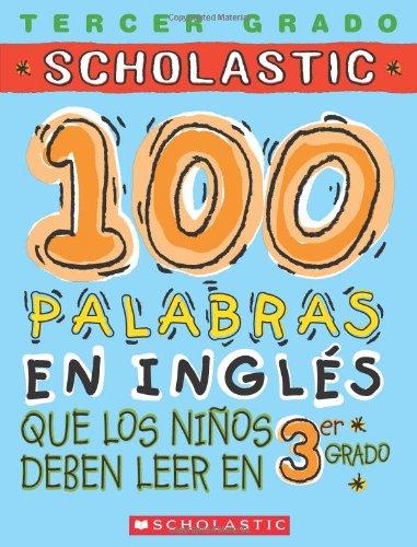 100 palabras en inglés que los niños