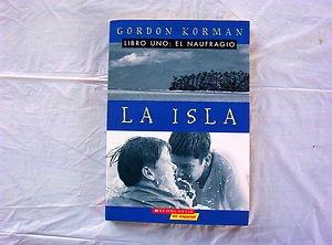 9780439663779: La Isla - Libro Uno: El Naufragio