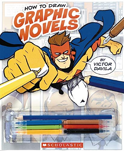 9780439664691: How To Draw Graphic Novels