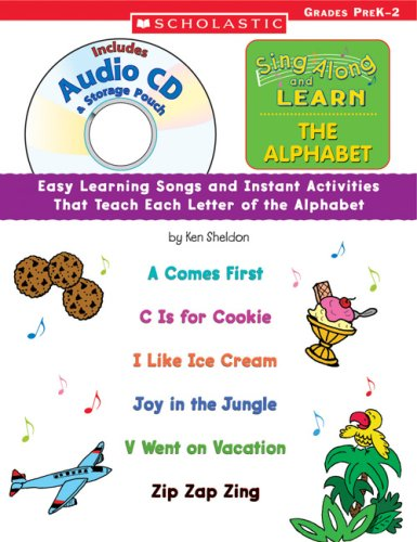 Sing Along and Learn: The Alphabet (with: Sheldon, Ken