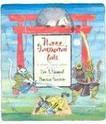 9780439666527: Three Samurai Cats: A Story from Japan