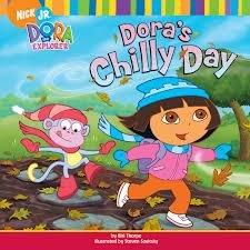 9780439666633: Dora's Chilly Day (Nick Jr. Dora the Explorer)