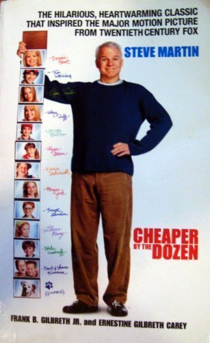 Cheaper By the Dozen: Frank B Gilbreth