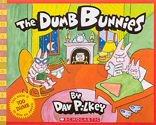 9780439669443: The Dumb Bunnies (Scholastic Bookshelf)