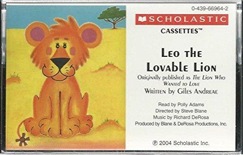 9780439669641: Leo the Lovable Lion