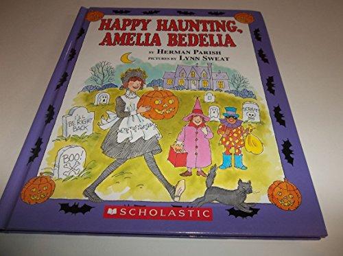 9780439669726: Happy Haunting, Amelia Bedelia (I Can Read Books: Level 2)