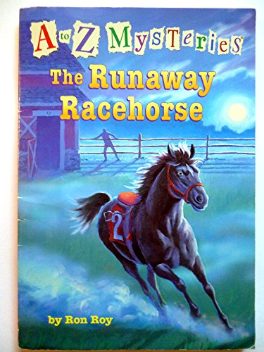 9780439669931: RUNAWAY RACEHORSE (A TO Z MYSTERIES)