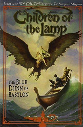 9780439670210: The Blue Djinn of Babylon
