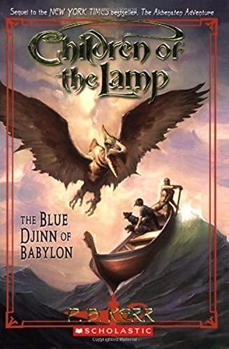 9780439670227: The Blue Djinn of Babylon