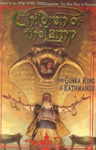 9780439670234: The Cobra King of Kathmandu (Children of the Lamp)
