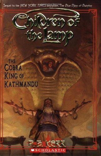 9780439670241: The Cobra King of Kathmandu (Children of the Lamp #3)