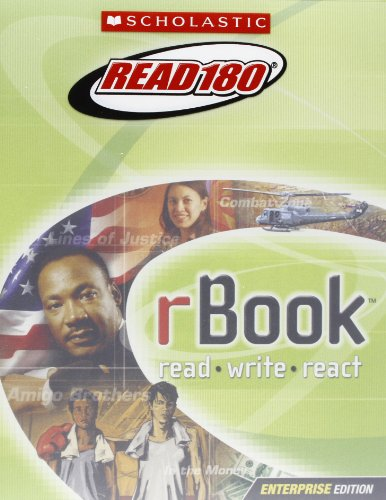 9780439670791: Read 180 Rbook