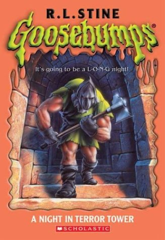 9780439671118: A Night in Terror Tower (Goosebumps)