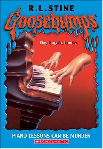 9780439671125: Goosebumps: Piano Lessons can be Murder
