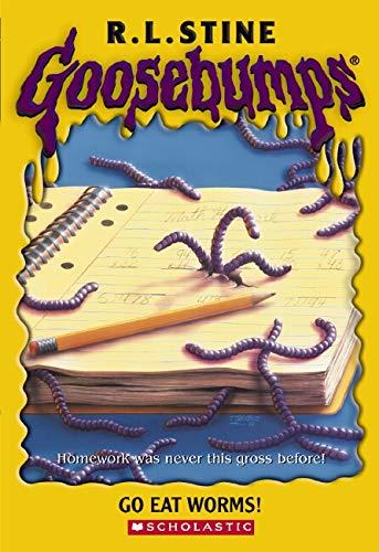 9780439671149: Go Eat Worms! (Goosebumps)