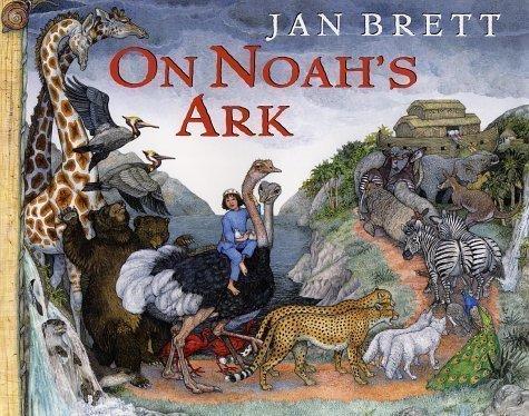 9780439671491: On Noah's Ark