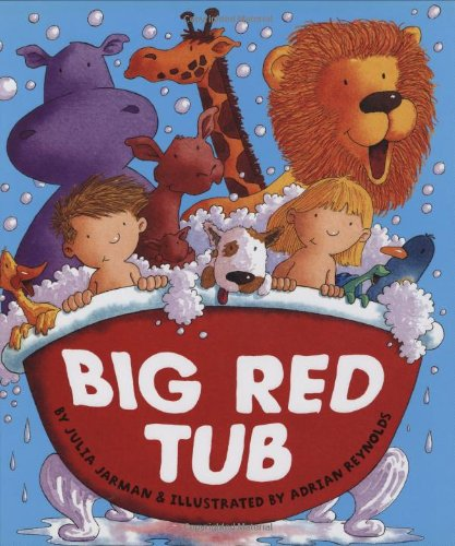 9780439672320: Big Red Tub