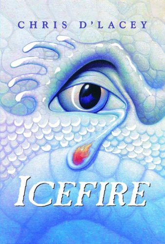 Icefire: Chris D'Lacey