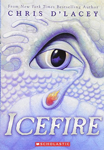 Icefire (The Last Dragon Chronicles #2): d'Lacey, Chris