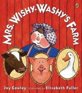 9780439672474: Mrs. Wishy-Washy's Farm