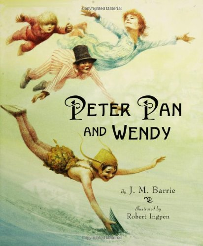 9780439672573: Peter Pan And Wendy