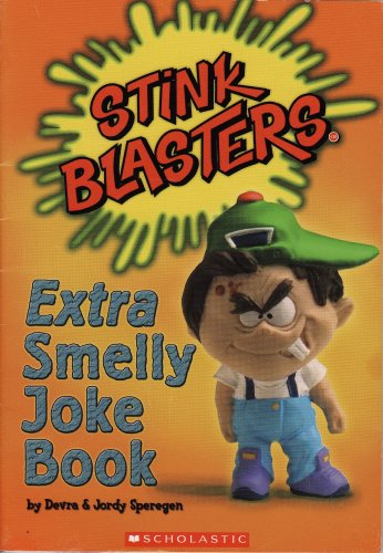 9780439672580: Stink Blasters: Extra Smelly Joke Book [Paperback] by