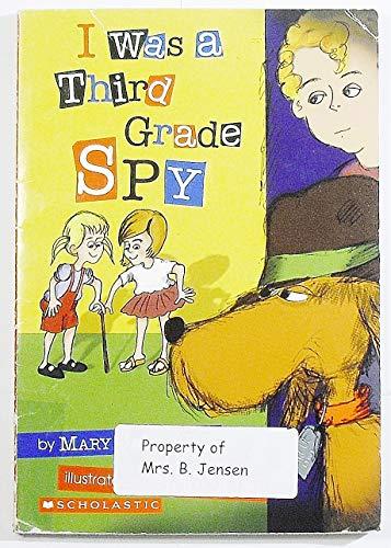 9780439673228: I Was a Third Grade Spy