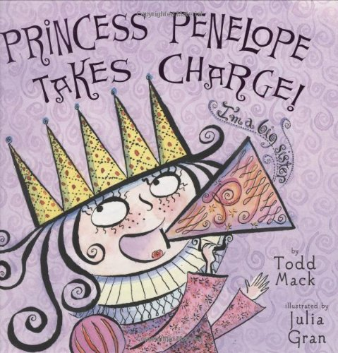 9780439673808: Princess Penelope Takes Charge