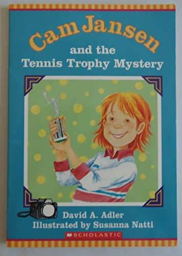 9780439673846: Cam Jansen and the Tennis Trophy Mystery