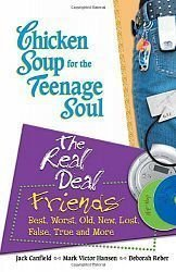Chicken Soup for the Teenage Soul: The: Jack Canfield, Mark